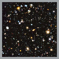Plus de 2 000 galaxies observables dans l'univers