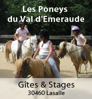 PONEY CLUB DE VAL D'EMERAUDE
